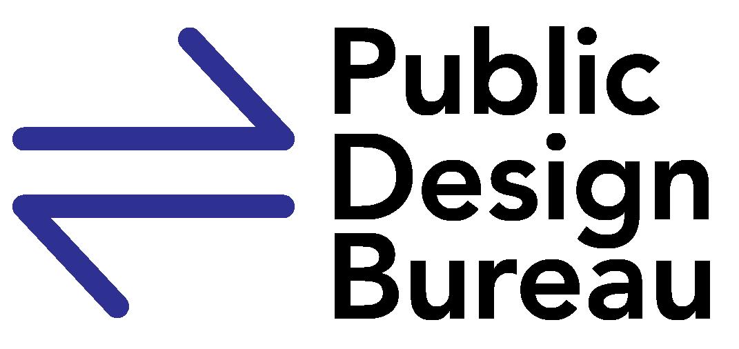 Public Design Bureau Logo